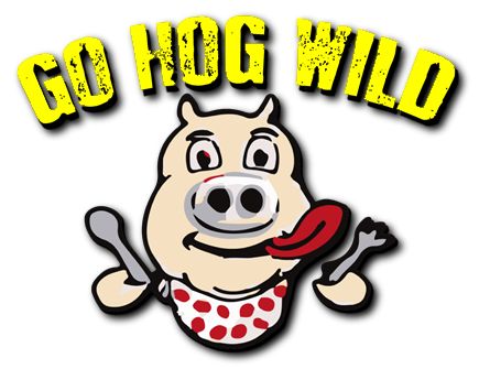 Barbecue Center of Lexington, NC Go Hog Wild Pig